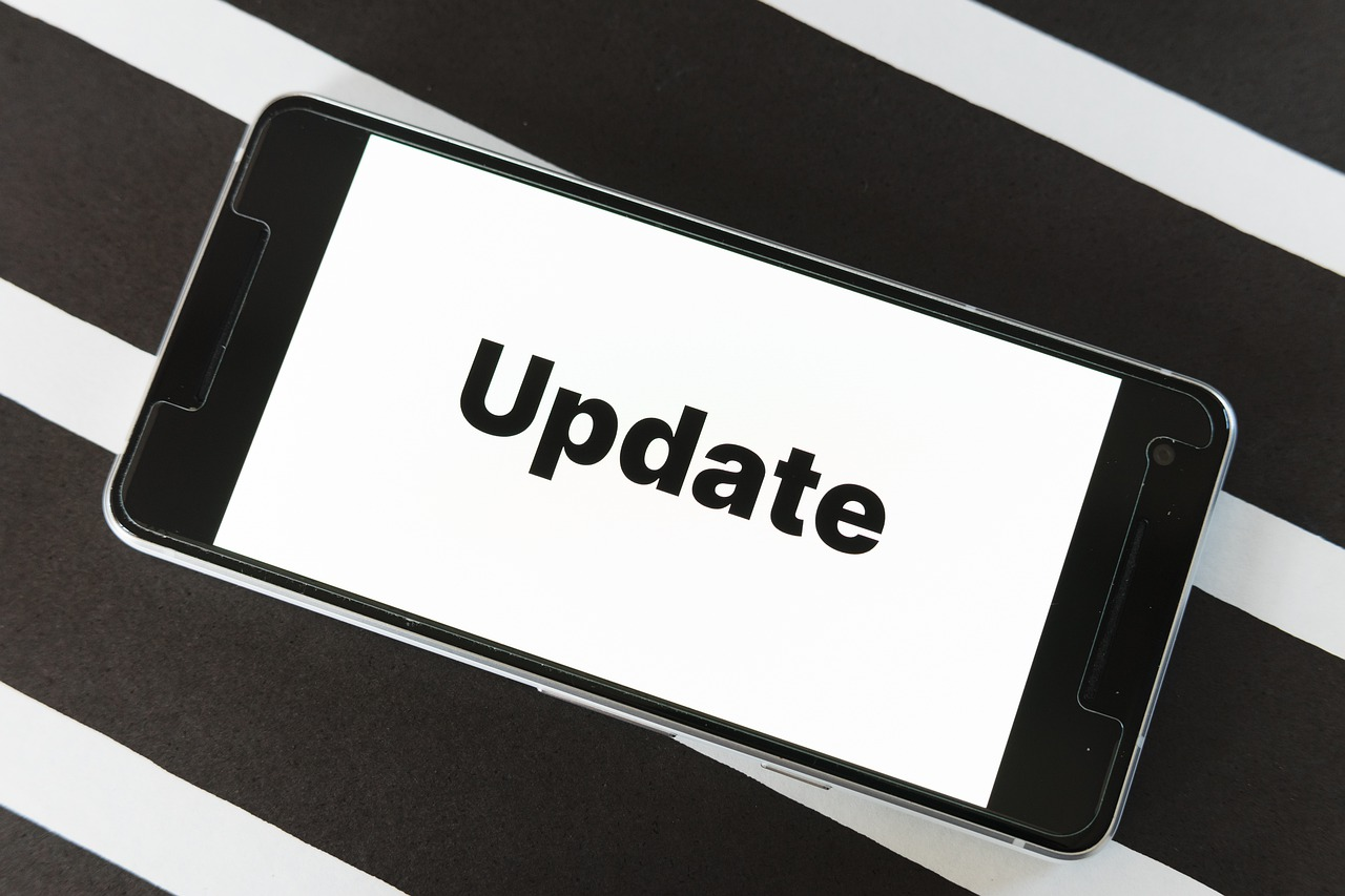 Keep your Android Phone updated